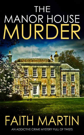 Image result for the manor house murder by faith martin