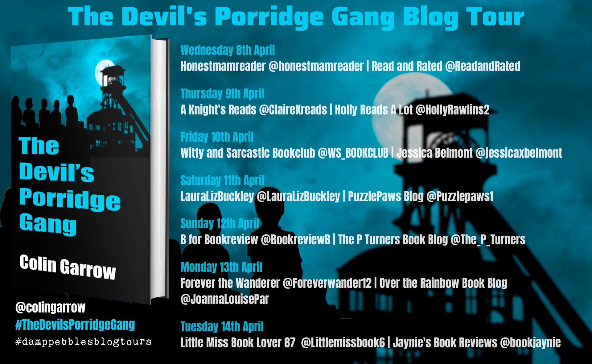 The Devil's Porridge Gang banner